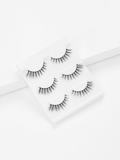 Lengthening False Eyelashes 3pairs