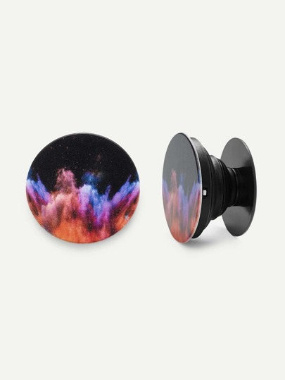 Abstract  Watercolor Pattern PopSocket