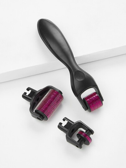 Micro-Needle Roller With 2pcs Replacement Head