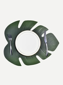 Tropical Leaf Table Mat