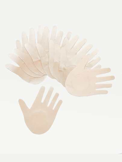 Disposable Hand Shaped Nipples Covers