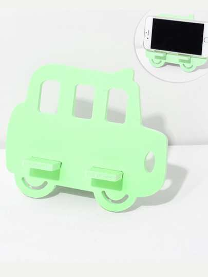 Car Shape Desktop Cell Phone Stand