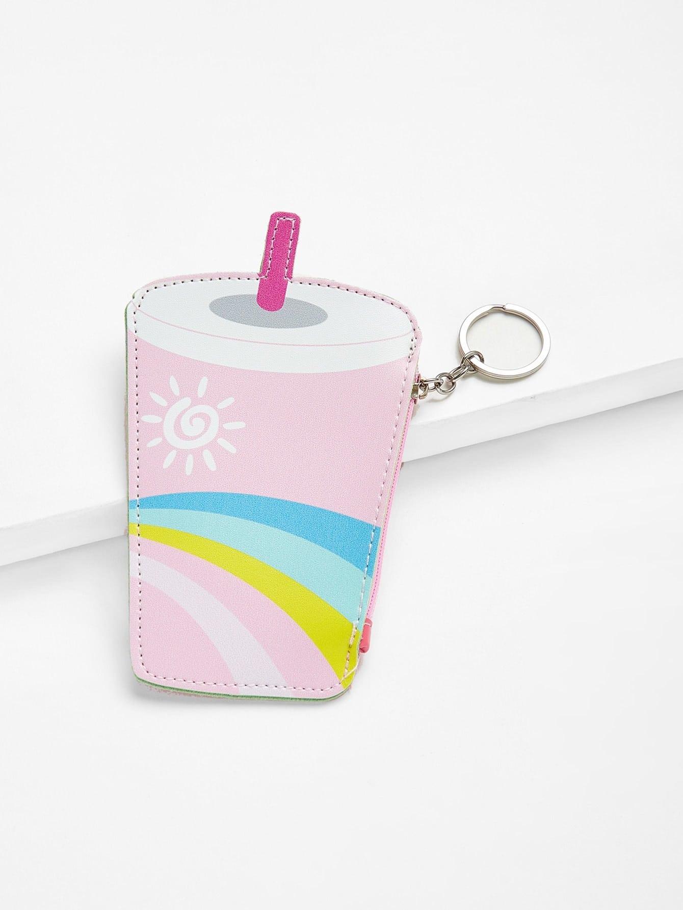 Milk Cup Shaped Wallet
