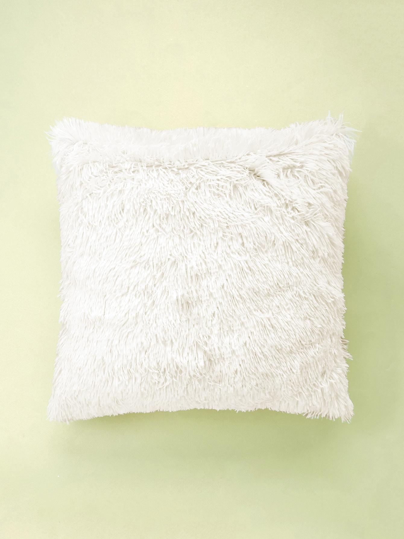 Mongolian Faux Fur Pillow Case