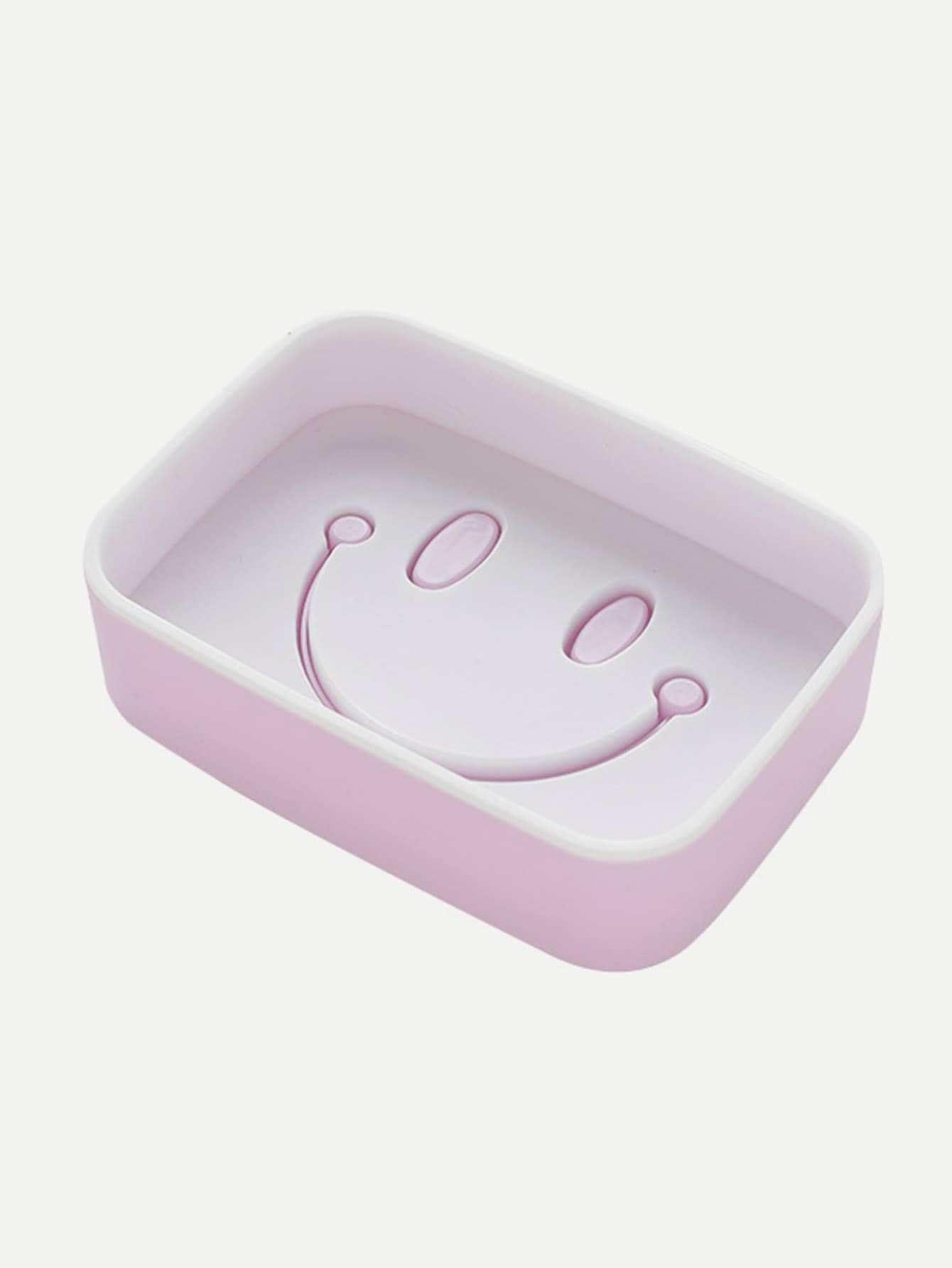 Double Layered Emoji Soap Dish