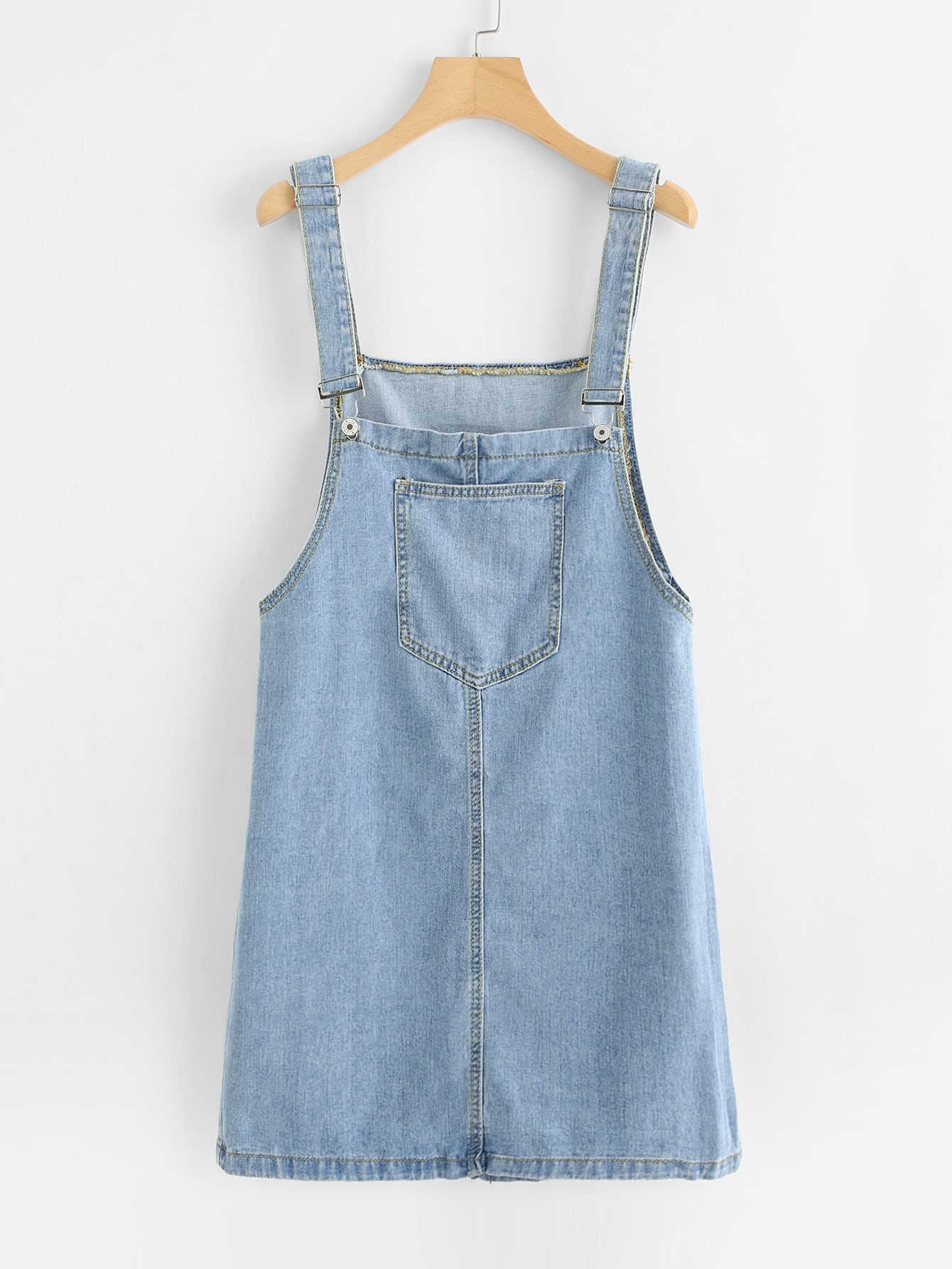 Pocket Front Overall...