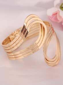 Layered Bangle Bracelet