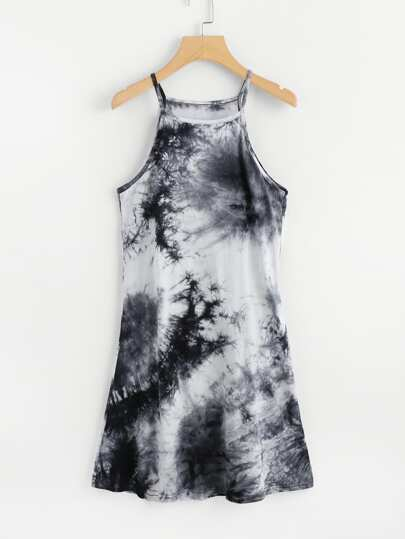 Water Color Cami Dress