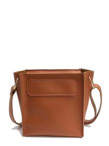Winged Crossbody Bag