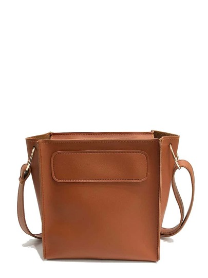 Winged Crossbody Bag