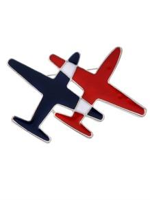 Aircraft Pin Brooch