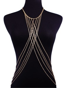 Crossover Multilayered Body Chain