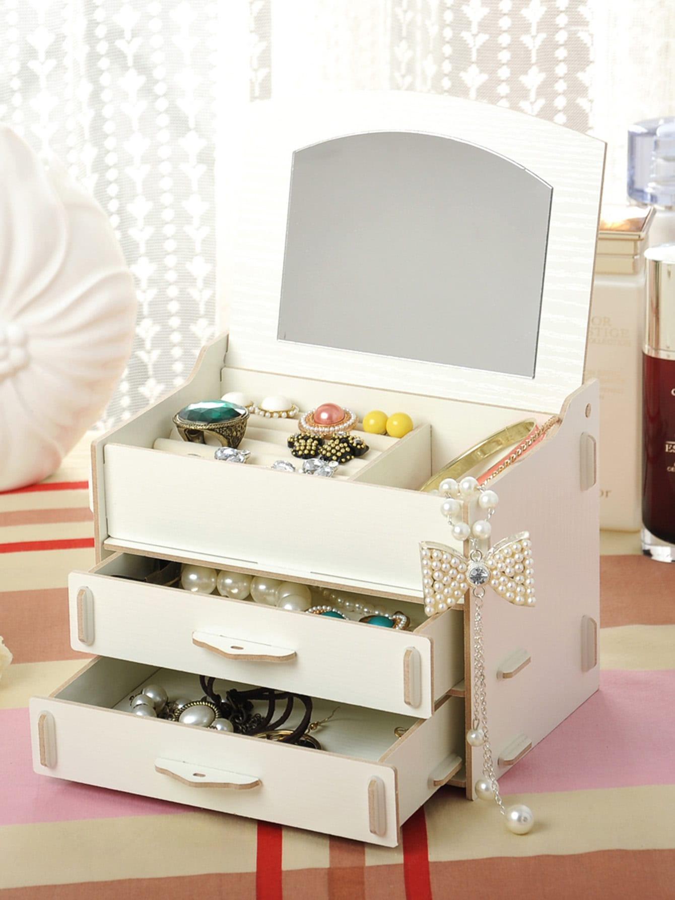 Фото Wood Folding Storage Box