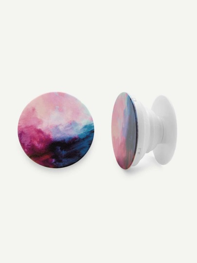 Watercolor Round PopSocket