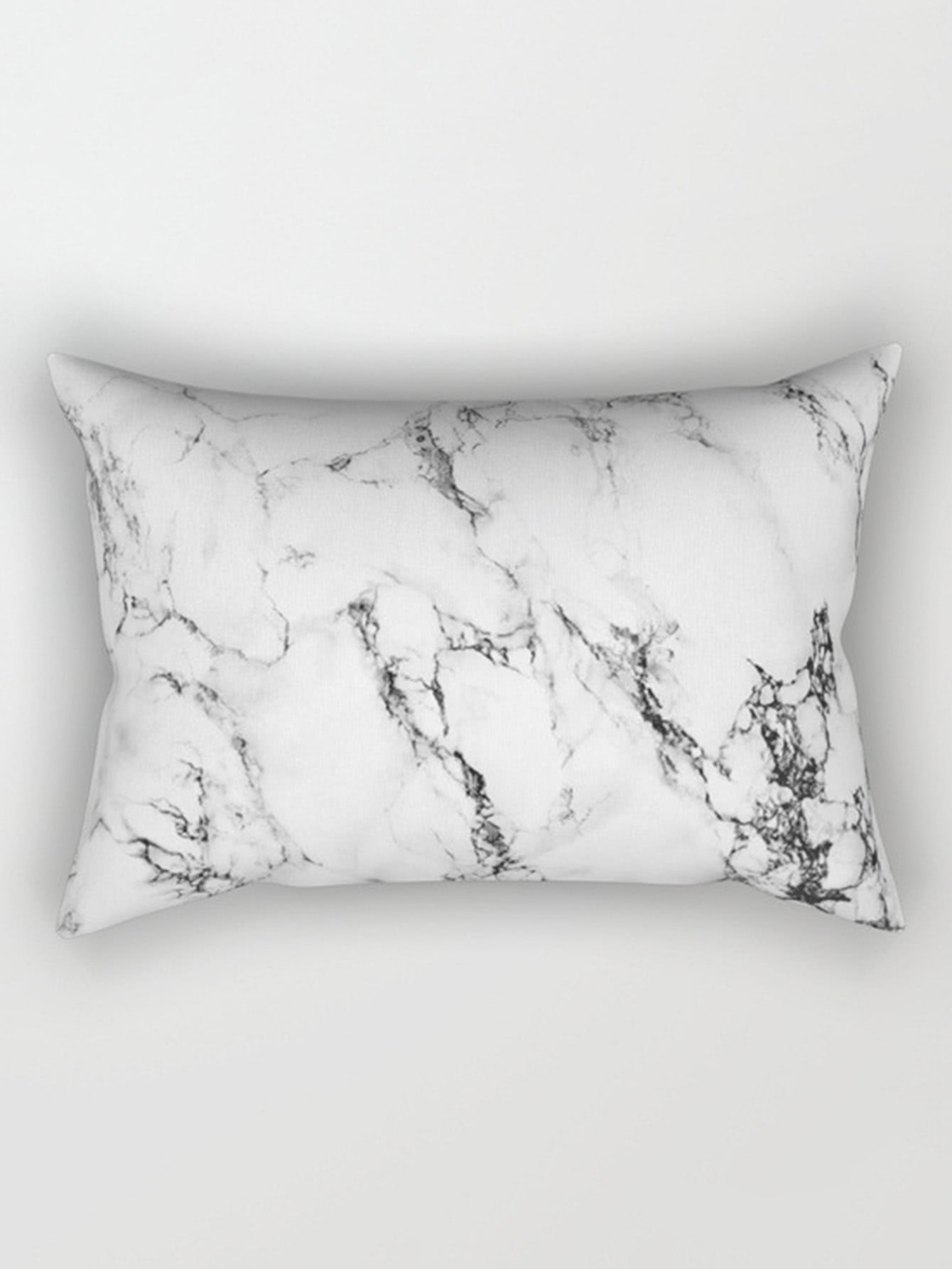 Marble Print Pillowcase Cover panda print linen pillowcase cover