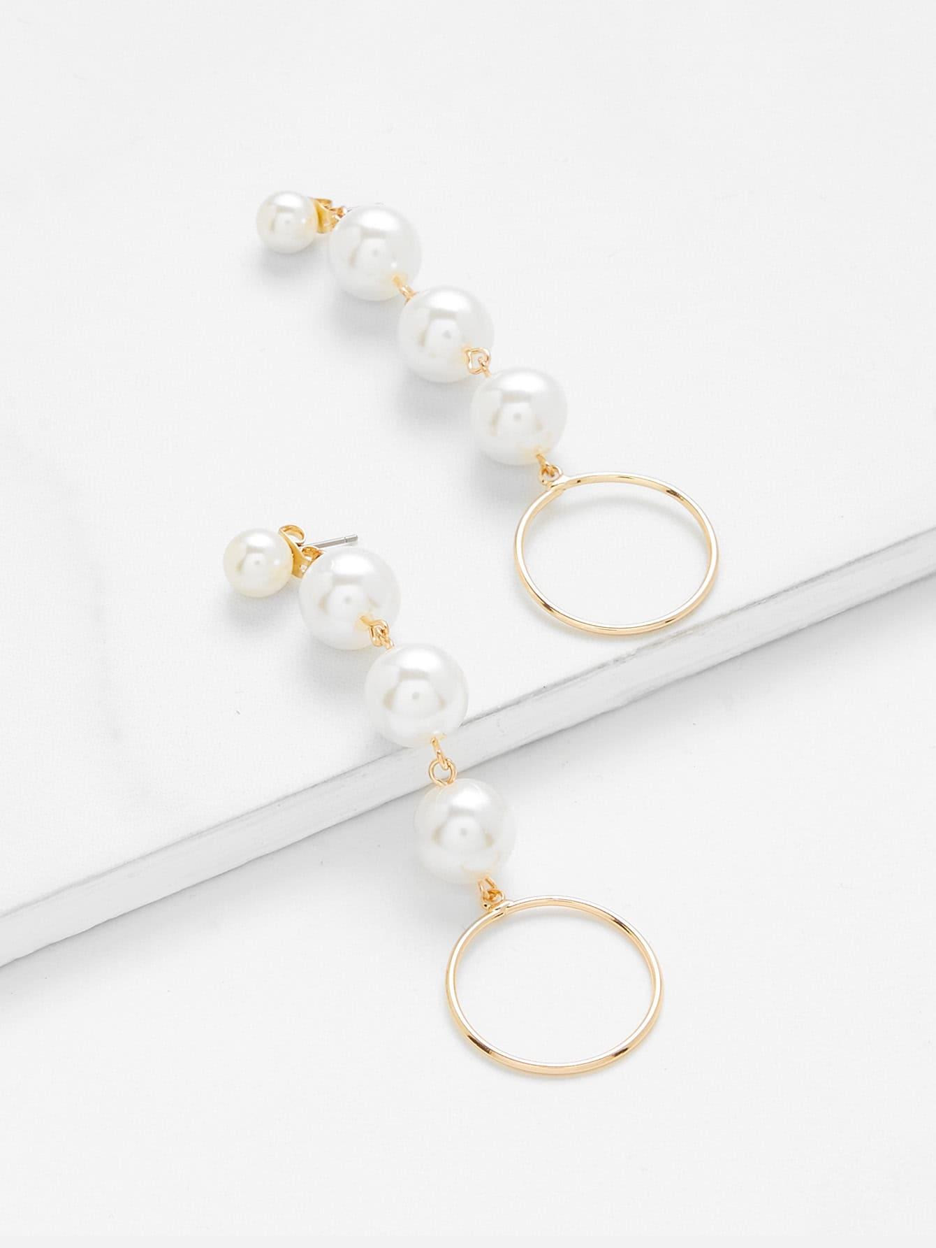 Faux Pearl Design Dr...