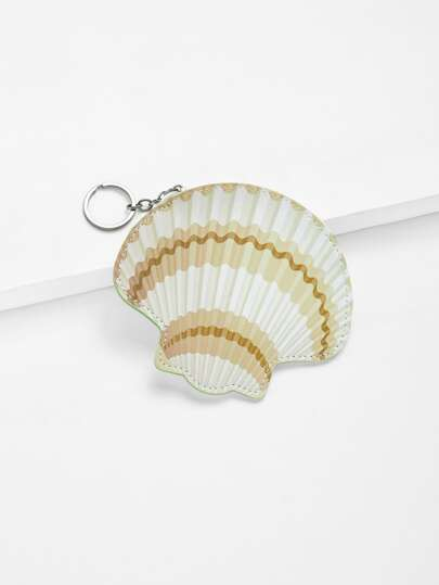 Shell Shaped Coin Purse