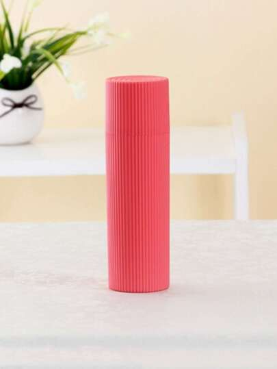 Stripe Textured Travel Tube 1pc