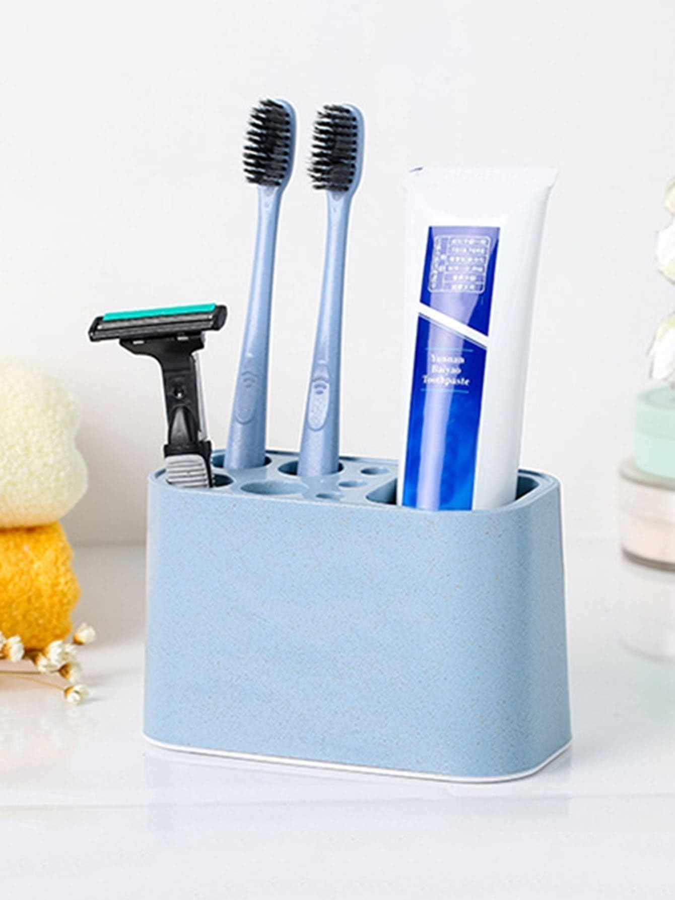 Tooth Brush Organizer Rack durable 26mm 7 tooth splin gearhead gearbox mayitr trimmer strimmer brush cutter lawnmower parts