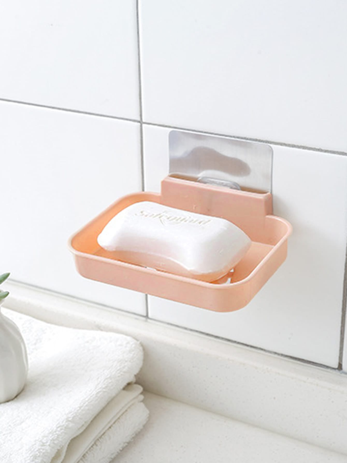Wall Mounted Draining Soap Dish