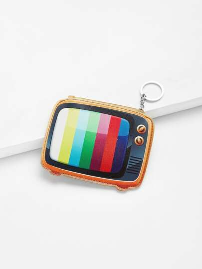 TV Shaped Card Pouch