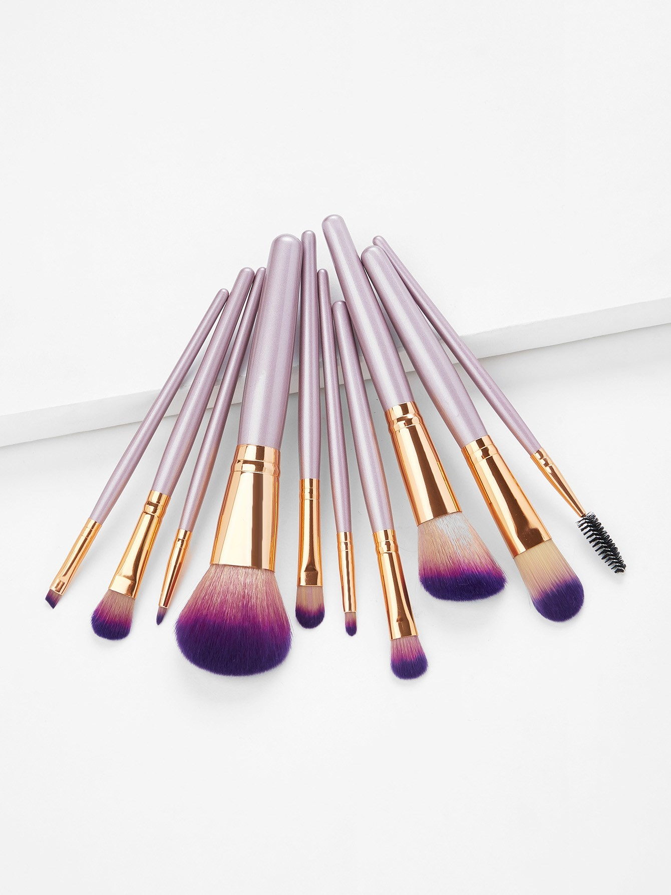 Ombre Bristle Professional Makeup Brush Set 10Pcs understanding collective action