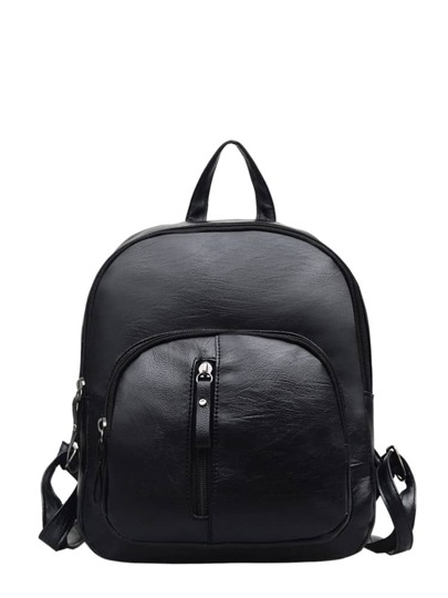 Zip Front Backpacks Bag