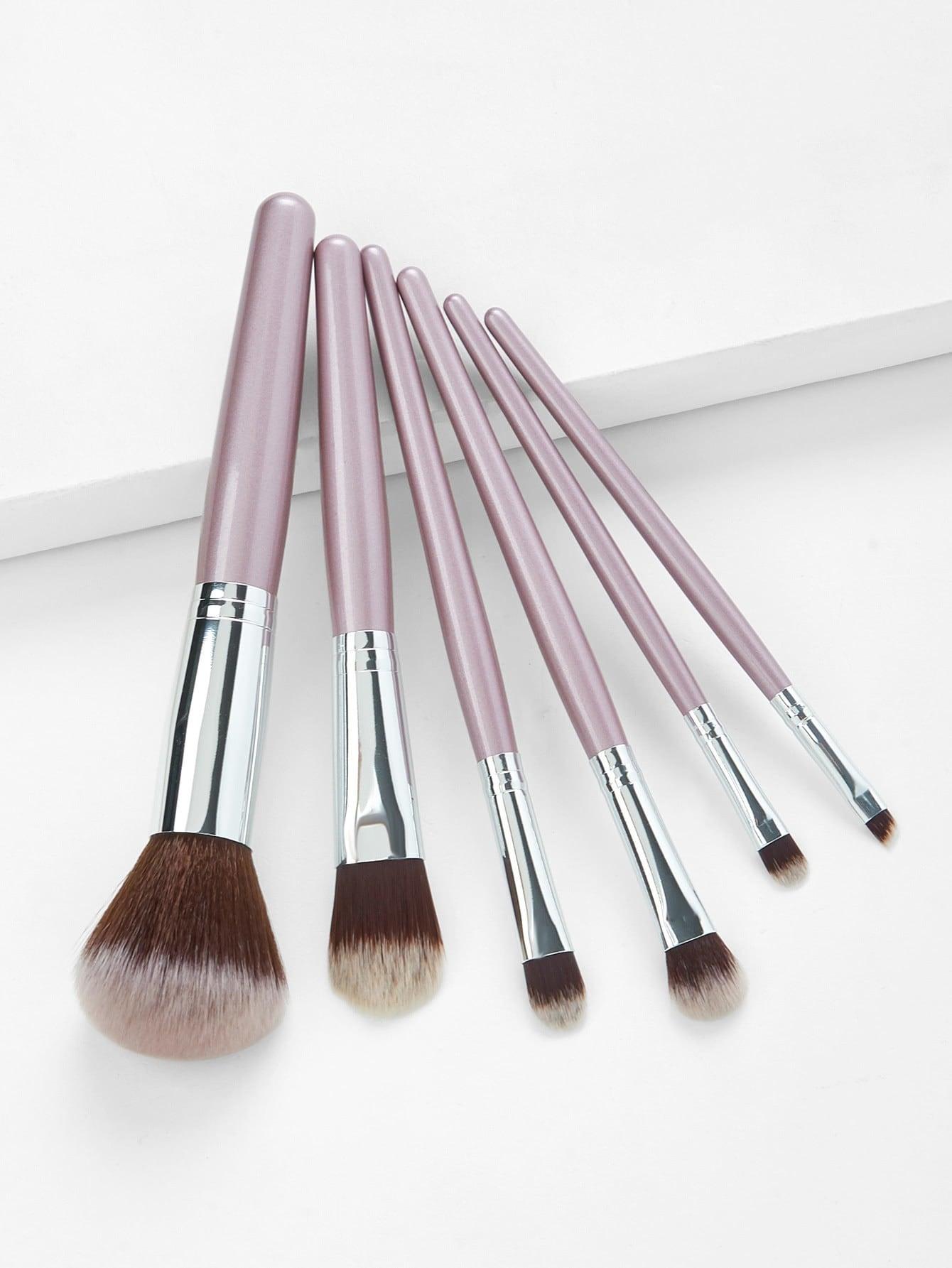 Soft Makeup Brush 6pcs