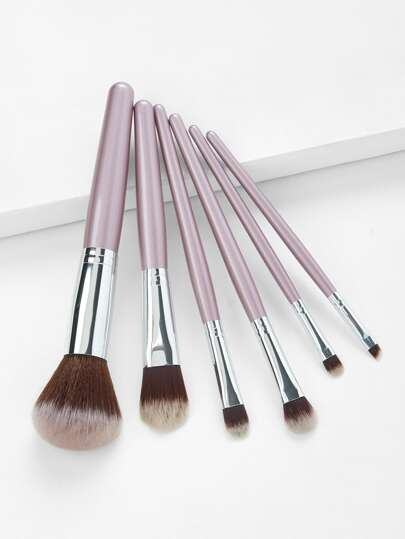 Soft Makeup Brush 6pcs