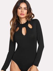 Cut Out Bodysuit