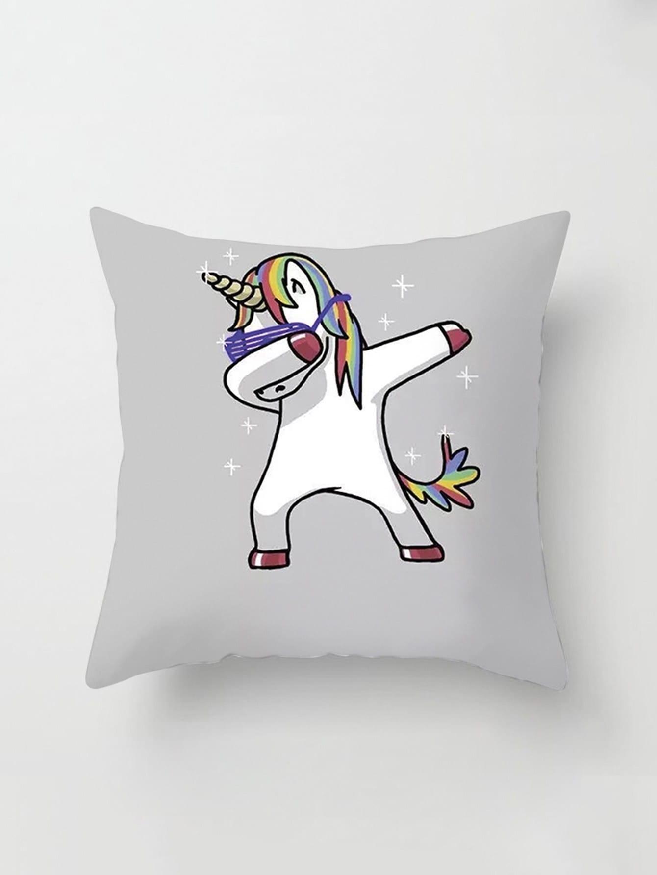 Обложка для подушки Cartoon Print