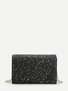 Glitter Stars Chain Bag