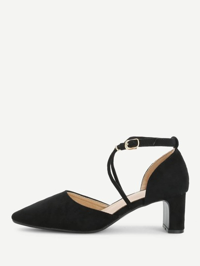 Slingbacks Mary Jane Heels