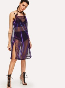Sheer Cami Dress