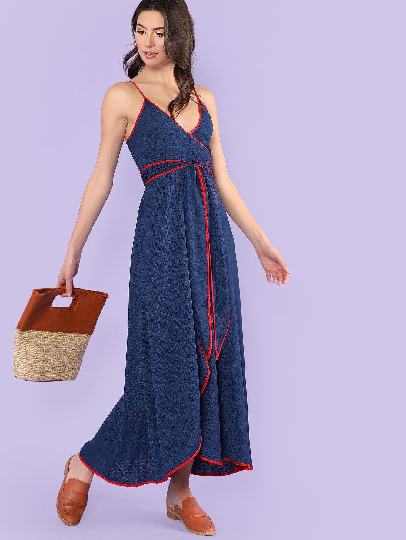 Купить Стильное платье, Zandria Theis, SheIn