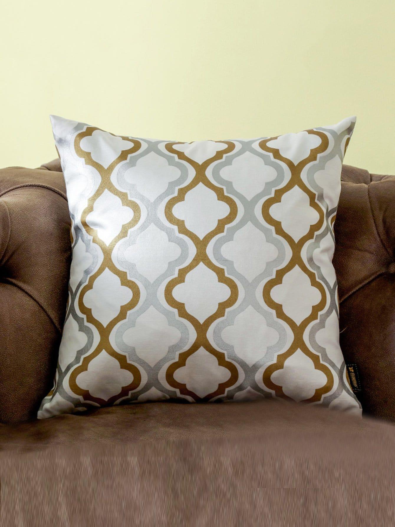 Moroccan Print Cushion Cover cartoon animal print cushion cover