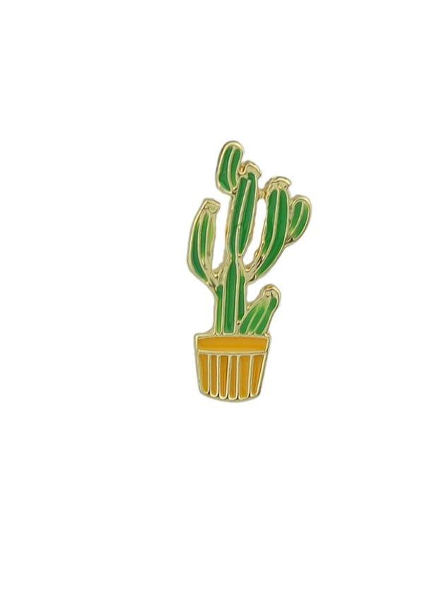 G-Yellow Flower Grass Brooch все цены