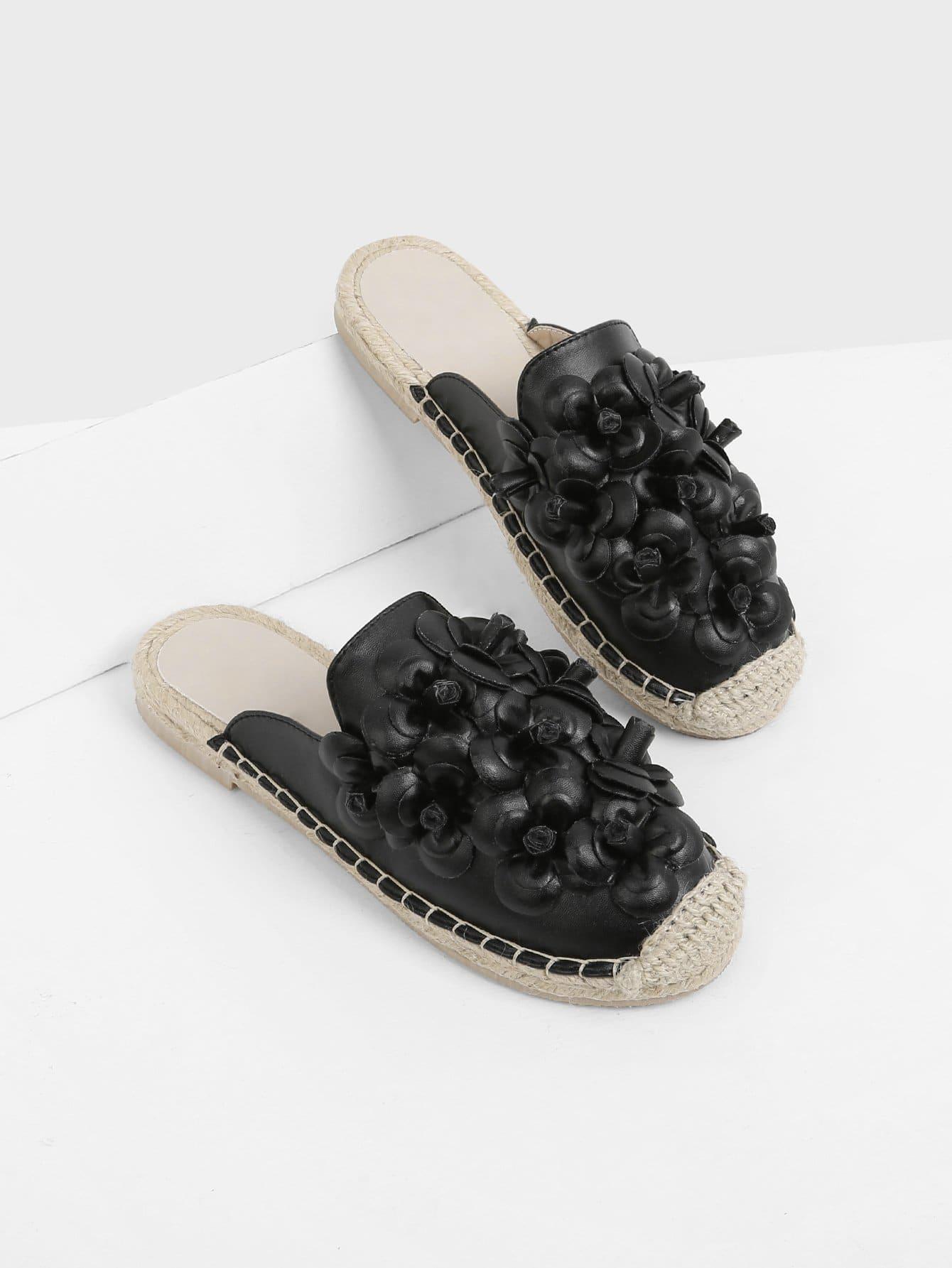Купить Цветочные туфли, null, SheIn