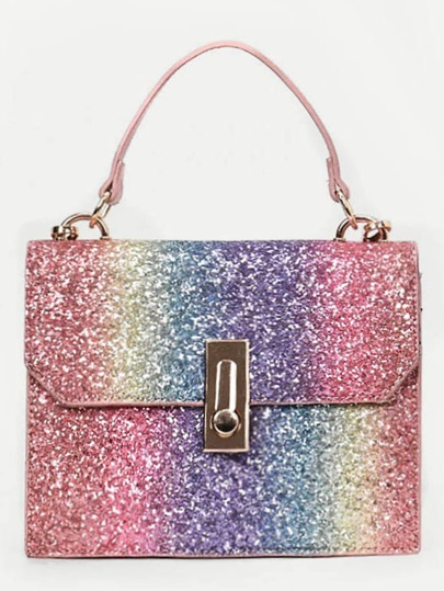 Rainbow Glitter Grab Bag