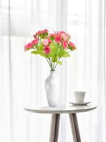 21pcs Rose Flower Artificial Bouquet