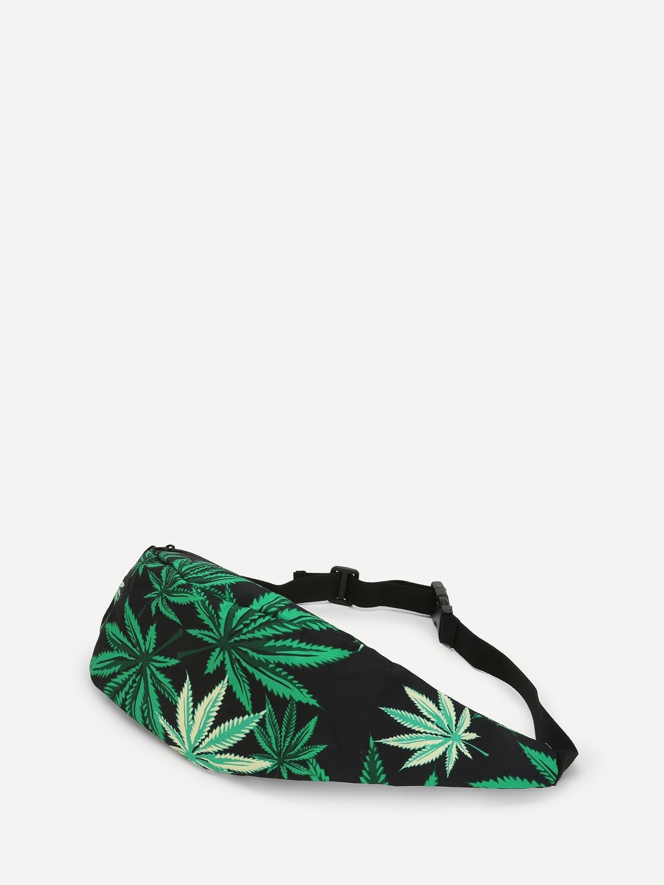 Marijuana Weed Bum Bag growing medical marijuana securely and legally
