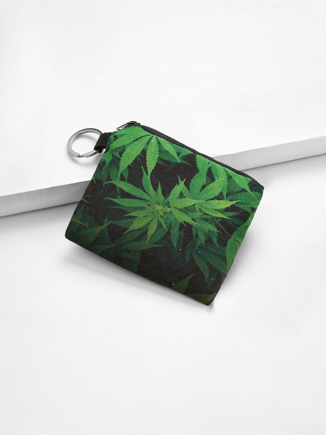 Marijuana Weed Coin Purse growing medical marijuana securely and legally