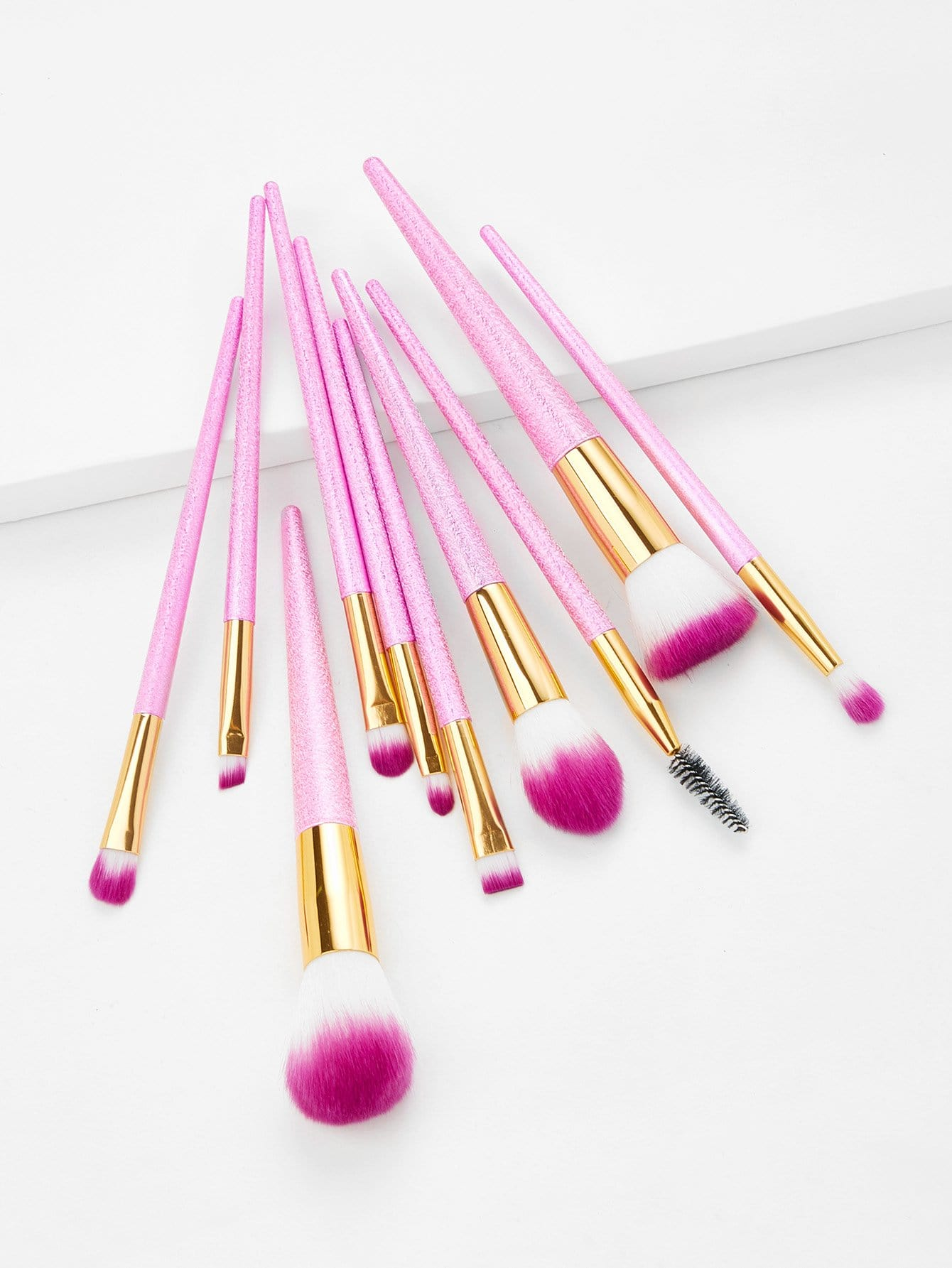 Glitter Makeup Brush 10pcs 10pcs fx365lh
