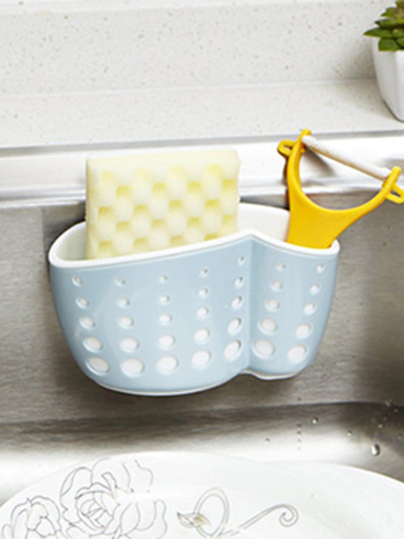 Wall Mounted Bath Basket