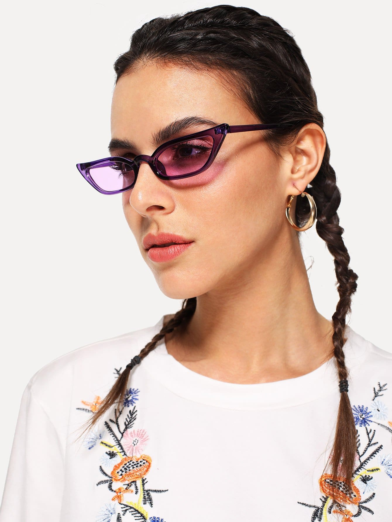Transparent Computer Glasses Clear Fashion Eyeglasses Fake 57