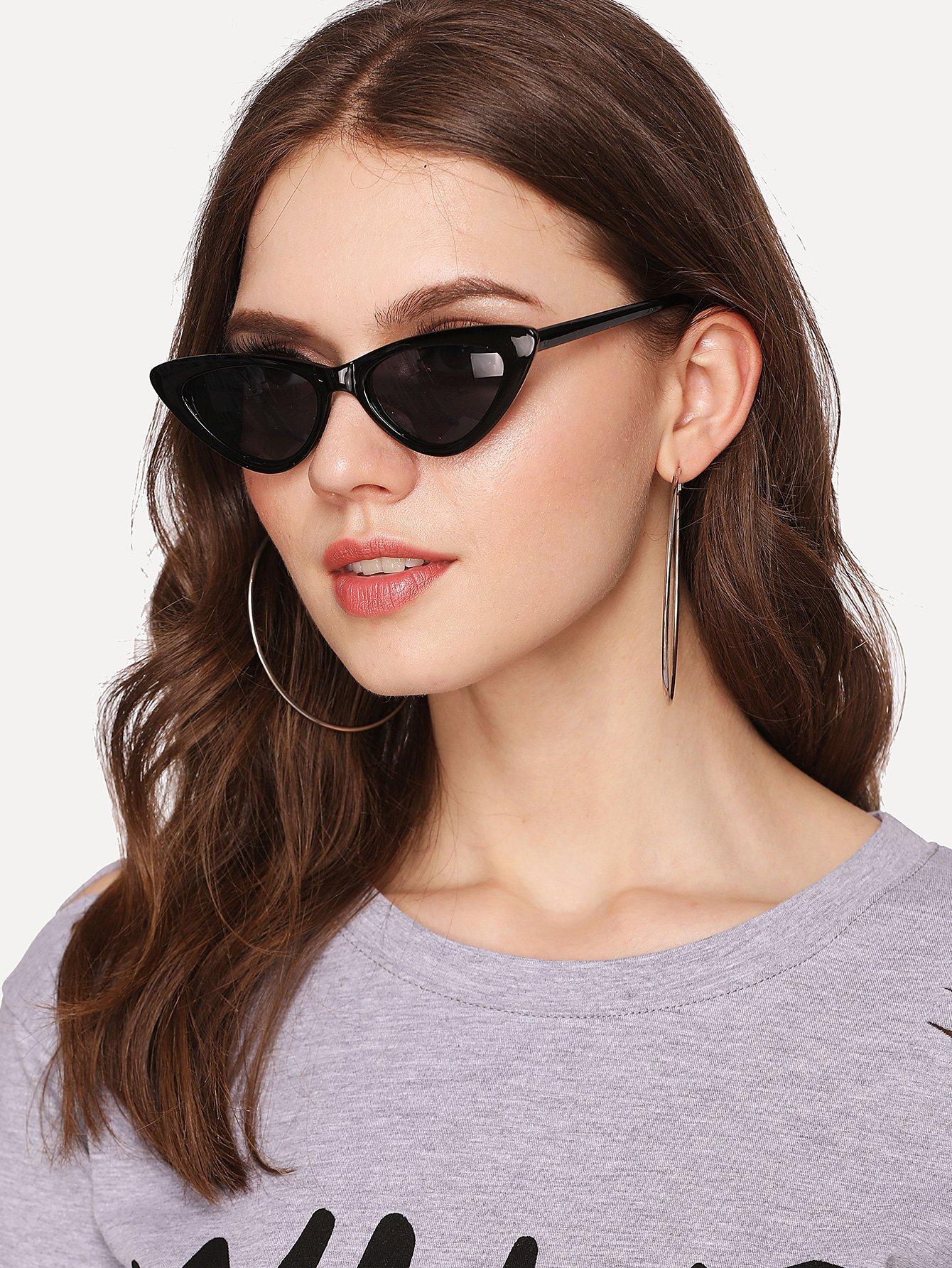 Cat Eye Sunglasses cat eye glasses tinize 2015 tr90 5832