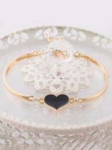 Heart Detail Bracelet