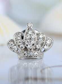 Crown Design Pin