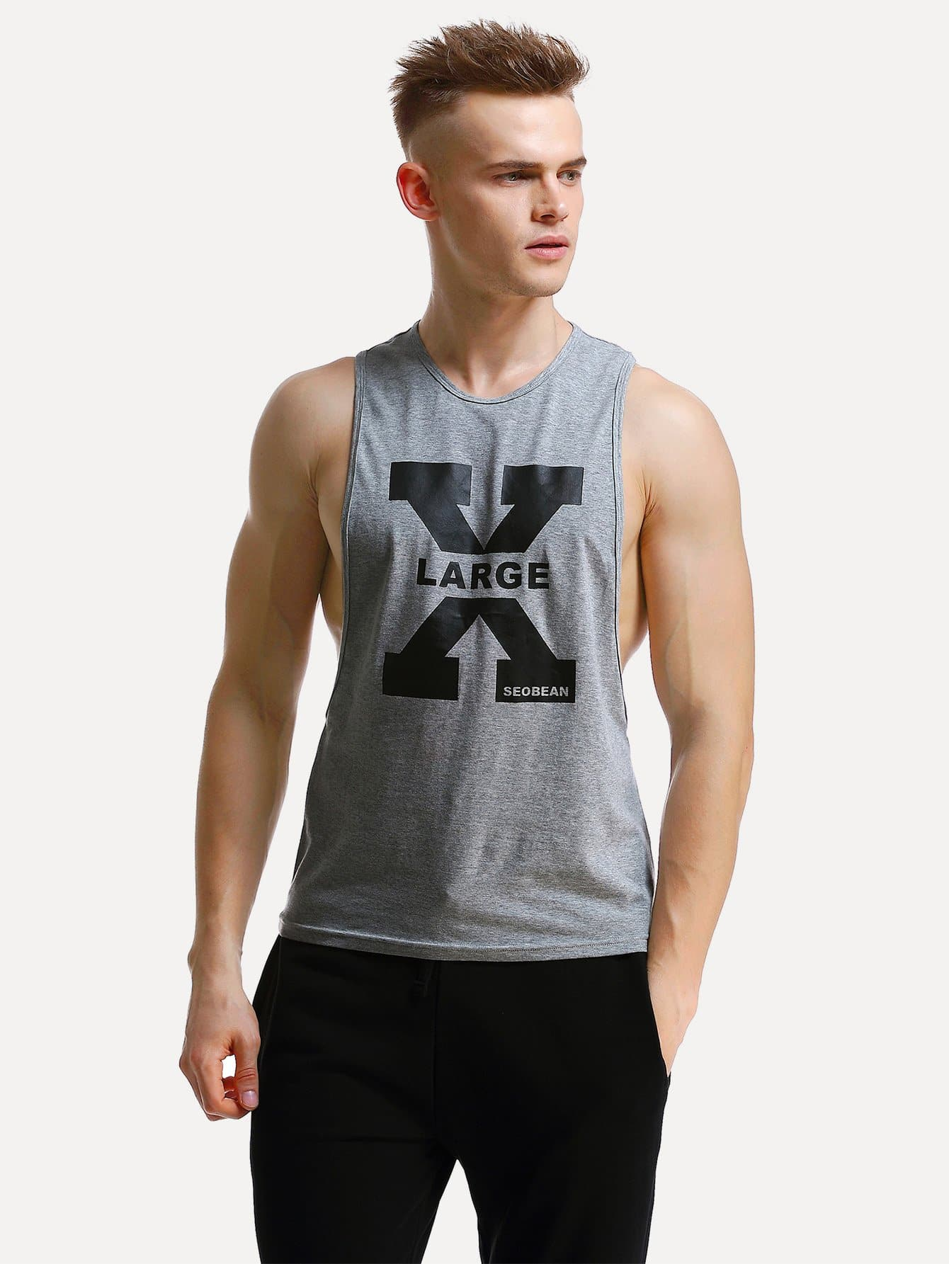 Men tank tops fashion 51