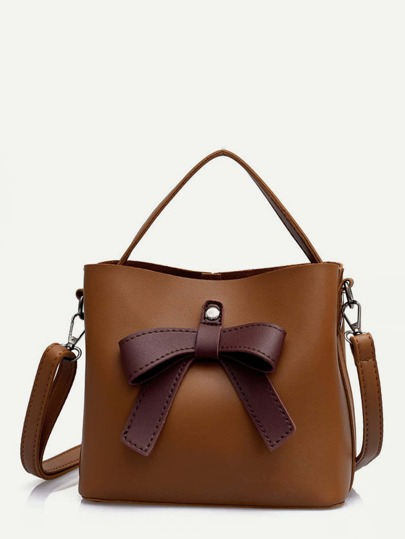 Bow Decor Tote Bag
